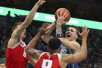 NBA》超越籃球之神喬丹 東契奇創奇蹟