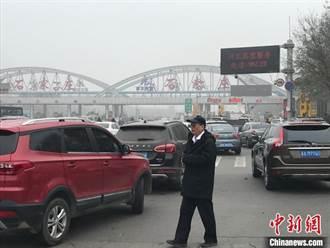 河北大霧預警 北京以南高速全關閉