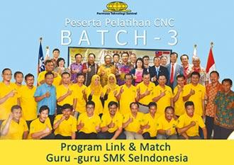 印尼強攻人力資源 向台商招手