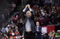 NBA》一冠難求 火箭想換總教練