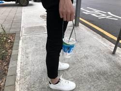 向塑膠汙染說不 中市府邀民眾自備環保餐具賞燈
