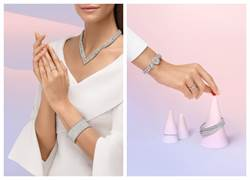 梵克雅寶冬季珠寶  雪花鑽石的奢華