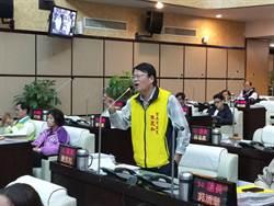 明年度台南市總預算完成三讀小刪2896萬