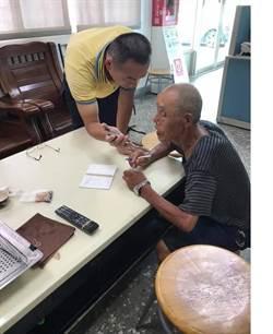 日翁單車環台遇警相助 返國後遙寄感謝信