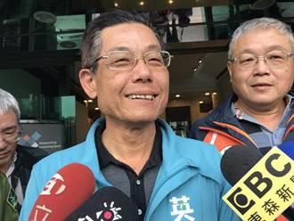 民進黨台北市黨部主委選舉 陳勝宏:不公正的人不能代理