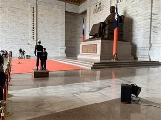 5度潑漆中正紀念堂 台灣國成員遭法辦