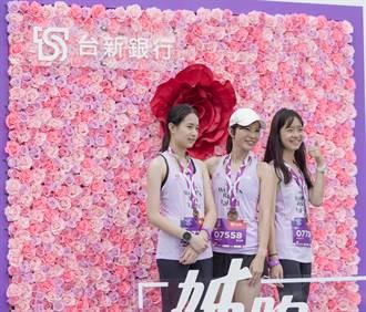 台新女子路跑 前進馬拉松博覽會