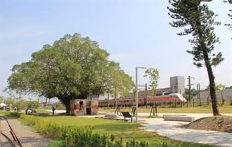 鐵道地景公園、雙星拱月計畫 台南溪北雙亮點奪台灣景觀大獎
