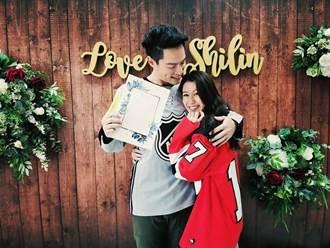 恭喜!許孟哲升格當人夫 與趙孟姿甜曬婚訊