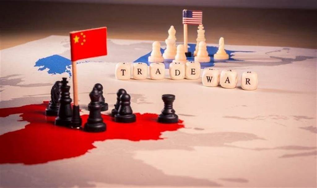 貿易戰歹戲拖棚。(貿易戰示意圖/達志影像提供)