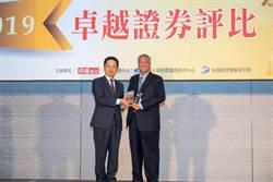 元富獲卓越雜誌最佳數位平台體驗及最佳CSR獎