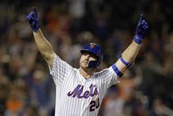 MLB》大聯盟年度第1隊 「新人王」阿隆索凍蒜
