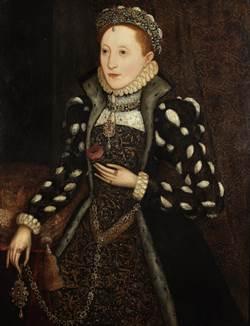 伊麗莎白一世 靠肖像畫打造形象