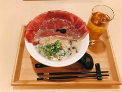拉麵也能這樣吃 台灣首見魚子醬宮崎和牛拉麵