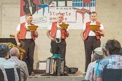 重現大碗、硬幣伴奏傳統 正宗瑞士民謠登台