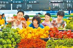 陸11月CPI年增4.5% 創8年新高