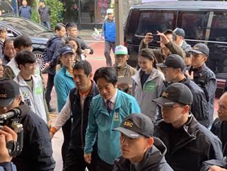 賴清德萬里昭靈宮參拜 籲「三張選票顧台灣」