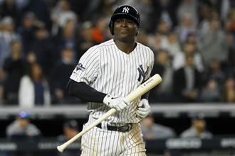 MLB》桂格瑞斯轉戰費城人 1年1400萬美元