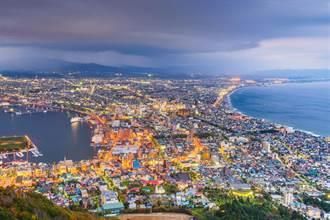 日本函館觀光人氣奪冠 為何人口外流嚴重?
