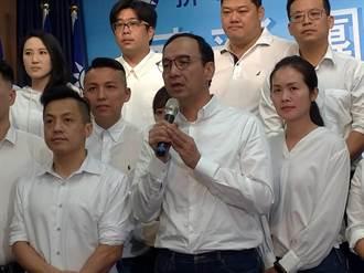 朱立倫:國、民兩黨應支持《難民法》立法