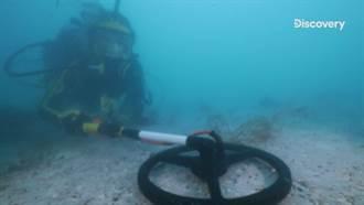 Discovery《海洋探秘》特輯帶觀眾下海找沉船寶藏