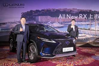 Lexus新車銷售創新高 超越賓士