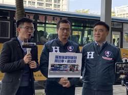 羅智強嗆聲公車再上路 3句話洗臉蔡政府