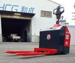 恆智重機 懸浮型電動拖板車 解決搬運痛點