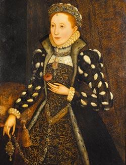 伊麗莎白一世 靠肖像畫找老公