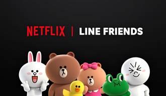 熊大出擊 Netflix 聯手 LINE FRIENDS 打造原創動畫