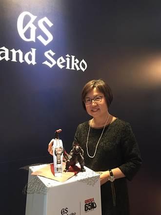 Grand Seiko首推哥吉拉65周年聯名表款 台灣限量50只