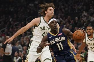 NBA》快艇補強五大目標人選 鵜鶘哈勒戴機率最高