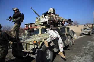塔利班攻擊美軍基地 雙方爆發戰鬥