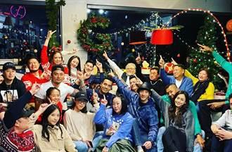 范范偕好友陪高以翔爸過聖誕 命理師看到震撼畫面!