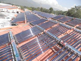 世永攜手兆綠 提升太陽能熱水器效率