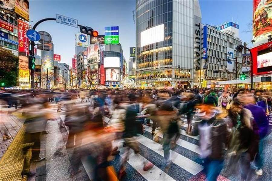 日本街景。(達志影像/shutterstock提供)