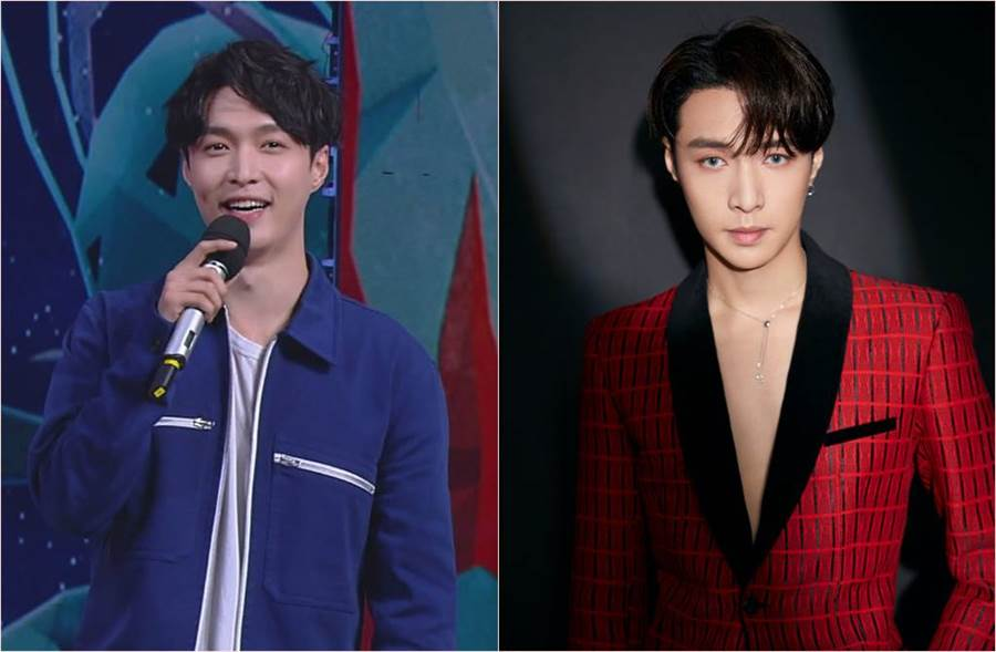 大陸人氣男星張藝興是韓團EXO的成員之一,上節目玩遊戲竟然抓鰻魚落荒而逃。(圖/翻攝自微博)