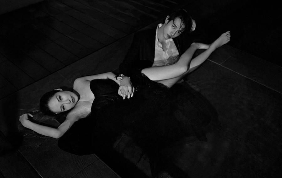 蕭亞軒新歌〈當你和心跳一起出現〉MV找男友黃皓擔任男主角。(經紀公司提供)