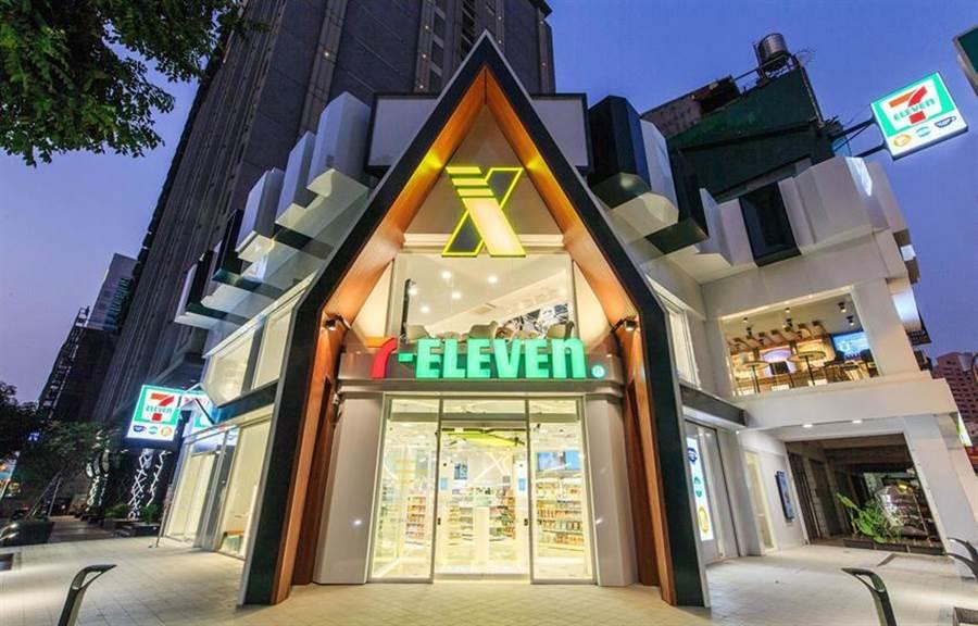 7-ELEVEN全台第三家無人店「X-STORE 3」,13日將在高雄前鎮區開幕!(圖/業者提供)