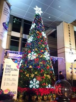 迎接台灣燈會 地政局打造百公尺燈海