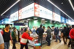 大龍市場開幕 柯P大讚北市市場標竿