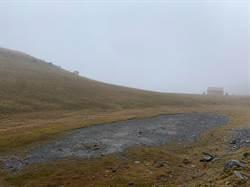 久旱不雨 玉山國家公園鬧水荒