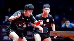 桌球年終賽》林昀儒廖振珽昂首進決賽