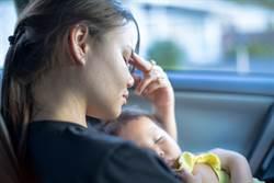 產後一直哭 媽媽很憂鬱怎麼辦?