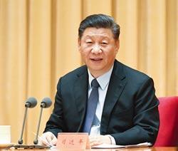 習近平:明年經濟穩字當頭
