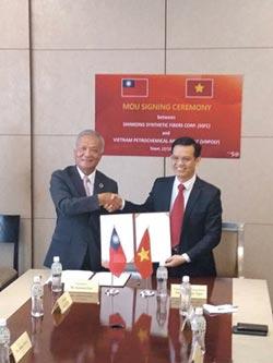 新纖攜VINPOLY 布局越南產能