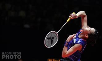 羽球年終賽 戴資穎擊敗布莎南進四強