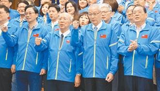 韓結合陸空 再創庶民起義