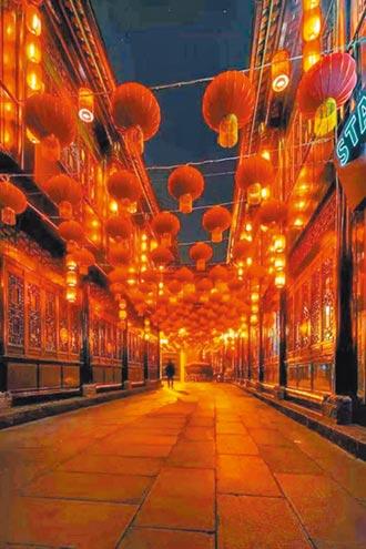 全球最美街區 成都錦里古街上榜
