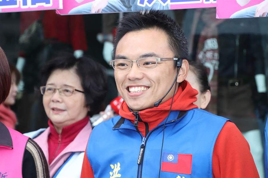 國民黨立委洪孟楷。(中時資料照)